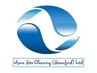 Experienced Commercial Cleaners to work in the Construction & Shopfitting Industry