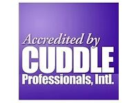 Professional Cuddle Therapy - Male Cuddler