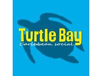 Head Waiter/waitress - Turtle Bay - Croydon - New Opening