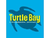 Cocktail Bar Manager - Turtle Bay - Cardiff