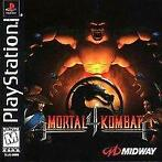 [Playstation 1] Mortal Kombat 4
