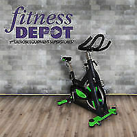 COMMERCIAL SPIN BIKES AT LONDON #1 FITNESS SUPER STORE