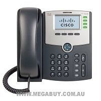 Cisco SPA504G 4-Line IP Phone with 2-Port Switch, PoE and LCD Dis Hammond Park Cockburn Area Preview