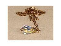 9ct Gold chain & pendant