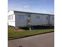 3 bed caravan, West Sands, Selsey.