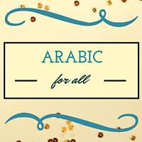ARABIC Courses for All (kids, adults)