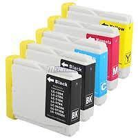 Brother LC51B/C/M/Y Ink Cartridge  New compatible