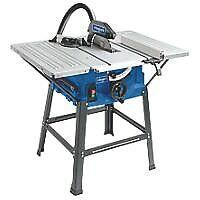 Scheppach HS100S 250mm Table Saw 230V