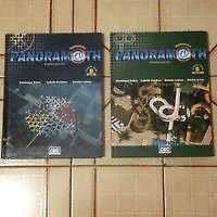 Panoramath: student book B vol.1 and 2 of secondary  1