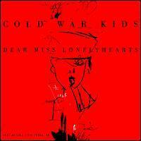 Cold War Kids Dear Miss Lonelyhearts Vinyl LP