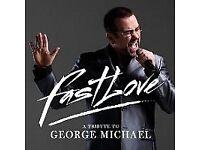 Fastlove (2 concert tickets in Derby on 28/6/2018)