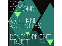 Loch Lomond Arts and Activities Development Trust- forming a dedicated art and innovation centre