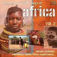 VARIOUS-MOST BEAUTIFUL SONGS OF AFRICA VOL.2-CD ARC MUSIC PRODUCTIONS