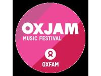 Oxjam Music Festival Cardiff - Volunteer Marketing Co-Ordinator