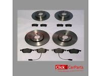 VW Passat 97-05 1.9 TDI Front and Rear Discs and Pads Brand New Sealed and boxed