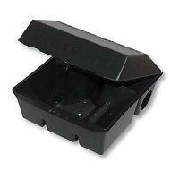(Protecta Sidekick Rat Mice mouse Control Bait Station 6 Tamper Proof Boxes)