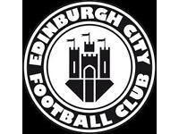 Edinburgh City AFC - Experienced Coach Wanted