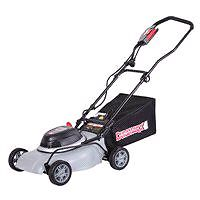 New duramax electric lawnmower