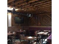 Restaurant & shisha lounge for sale in Borehamwood.