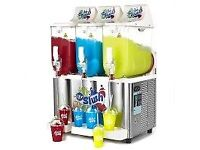 Slush Machines powerful counter top slush extremely reliable RRP£3999 capacity is 30 Litres of slush