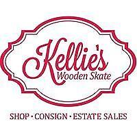 KELLIE'S WOODEN SKATE
