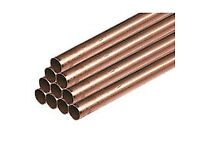 15mm Copper Piping (Brand New)