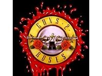 Rank Leisure Presents Gun's 2 Roses