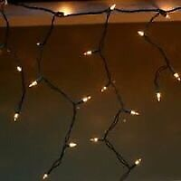 40 clear fairy lights