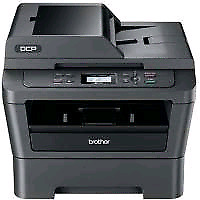 Brother DCP7065DN 3-in-1 Monochrome Laser Printer (Network)