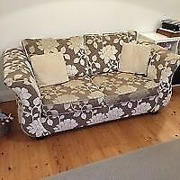 DFS Joelle Sofa Bed - 3 seater