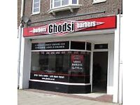Experienced barber for Worthing or Goring