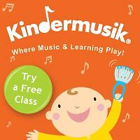 Kindermusik Baby Class Offer -  Monday Mornings