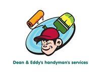Dean & Eddys Handymans Services