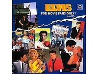 ELVIS FOR MOVIE FANS ONLY VOL. 2 (Memory Records 2016-2) CD