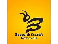 Beequick Stairlift Removals