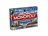 New Monopoly Chelmsford Edition Sealed