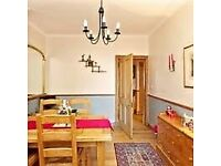 Bed and breakfast for 4 people at hogmanay