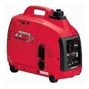Honda EX Generator