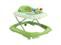 Chico green wave baby walker