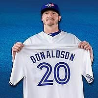 Swap/Trade a Josh Donaldson Jersey for Red Canada 15 Jersey