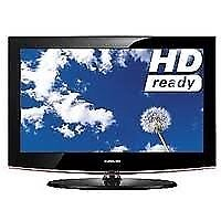 SAMSUNG 32 INCH LCD TV HD READY WORKING WITH REMOTE SUITABLE TO EXPORT, BEDSITS, B&BS