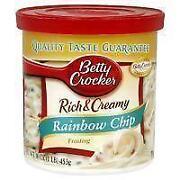 Betty Crocker Frosting
