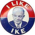 I Like Ike Button