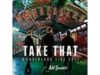 Take that Tickets at Genting Arena, coach travel included
