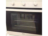 Nearly New Beko Built In Single Electric Fan Oven in excellent condition,