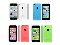 Iphone 5C wanted. Either EE or unlocked.