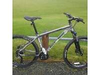 Whyte 603 2015 mountain bike 27.5 inch rims