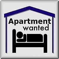 Apartment Wanted for May 1/2016