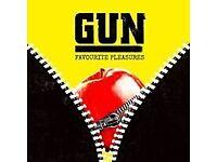 Gun ticket x 2 for Barrowland Ballroom Saturday 2nd December 2017
