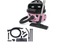 Hetty Hoover with attachments (pre owned & used)